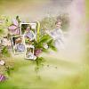 "Kit ""Spring in a garden"""