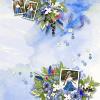 "Kit ""Among the flowers"""