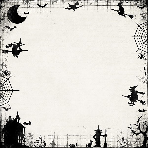 It's just a picture of Old Fashioned Free Printable Halloween Borders