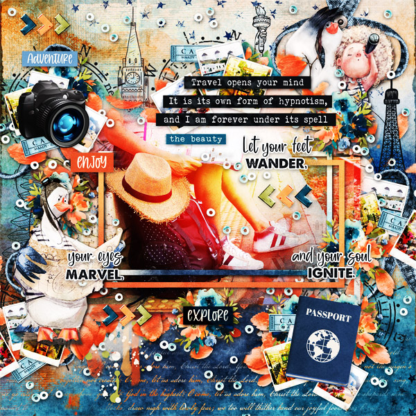Layout art created by RJMJ