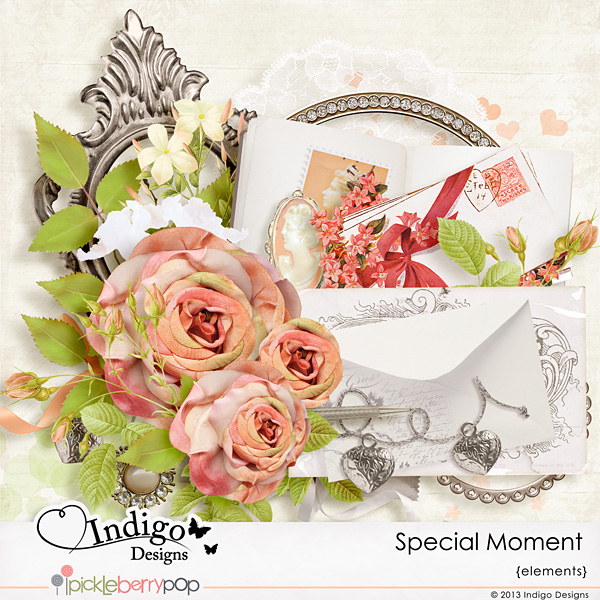 Special Moment Elements Pack