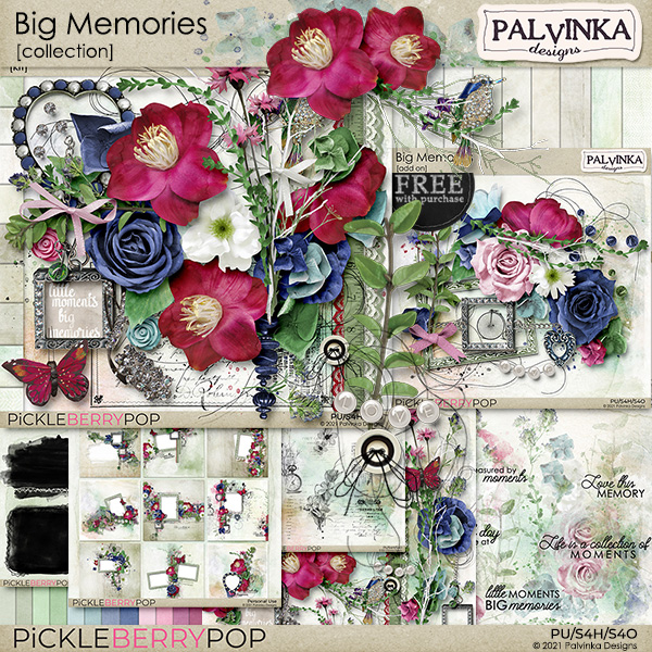 Big Memories Collection