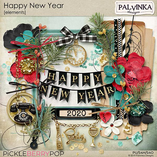 https://pickleberrypop.com/shop/Happy-New-Year-Elements.html