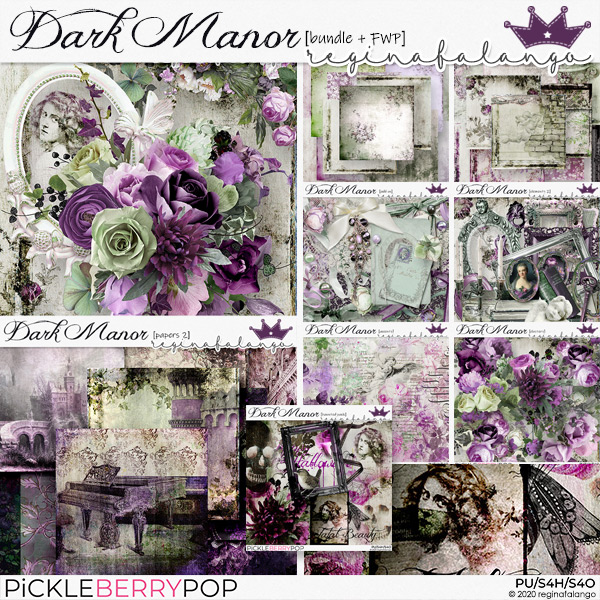 DARK MANOR BUNDLE + FWP