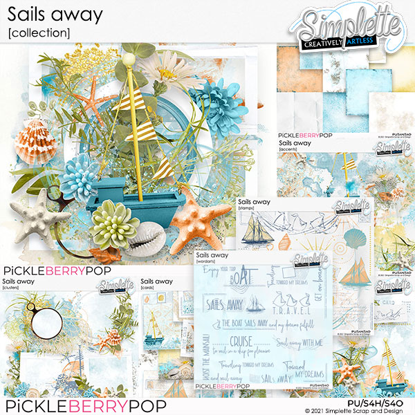Sails away (collection) by Simplette