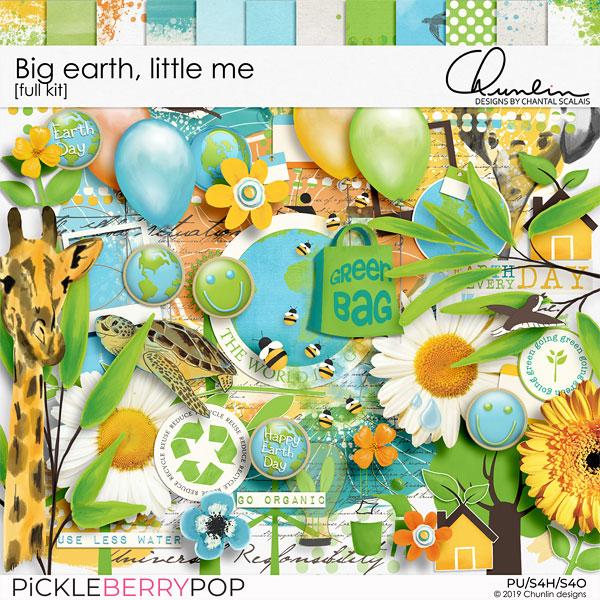 Big earth, little me - full kit