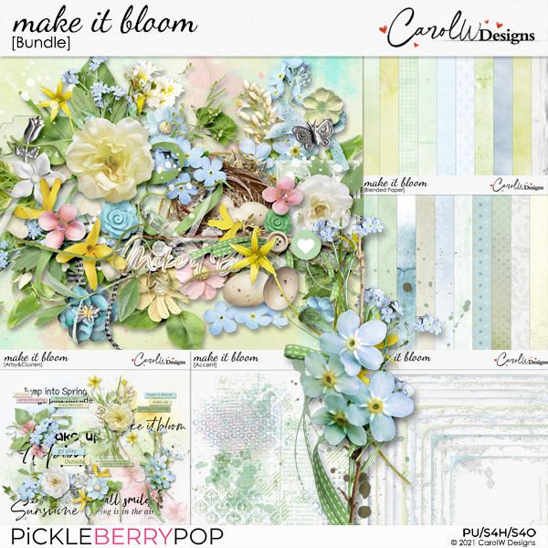 Make it bloom-Bundle
