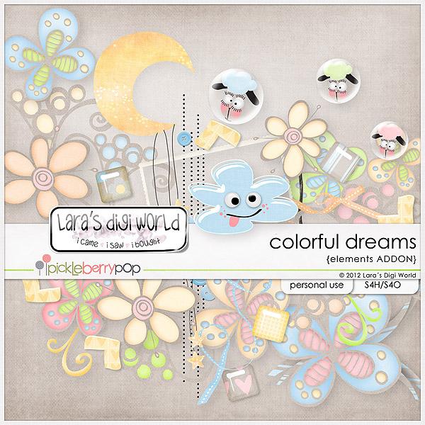 http://www.pickleberrypop.com/shop/images/P/ldw_ColorfulDreamsELEMENTSADDON.jpg