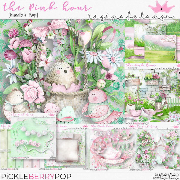 THE PINK HOUR BUNDLE + FWP
