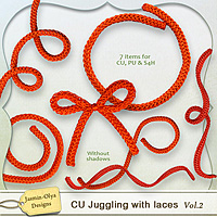 CU Juggling with laces Vol.2