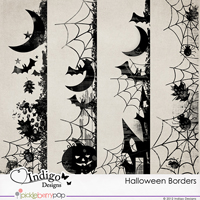Halloween Borders