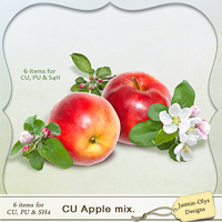 CU Apple Mix.