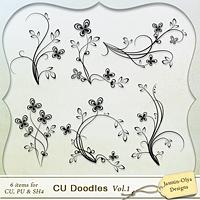 CU Doodles Vol.1