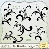 CU Doodles Vol.2