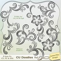 CU Doodles Vol.3