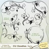 CU Doodles Vol.4 (grape)