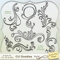 CU Doodles Vol.6