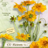 CU Flowers Vol.1