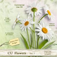 CU Flowers Vol.3