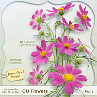 CU Flowers Vol.4