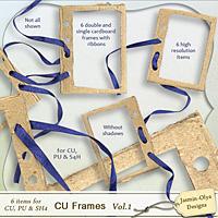 CU Frames Vol.1