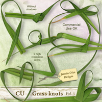CU Grass Knots Vol.3