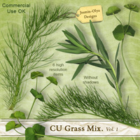 CU Grass Mix. Vol.1