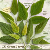 CU Green Leaves Vol.1
