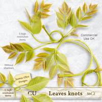 CU Leaves knots Vol.2