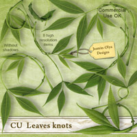 CU Leaves knots