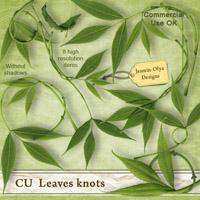 CU Leaves knots