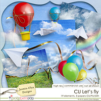CU Let's fly (Jasmin-Olya Designs)