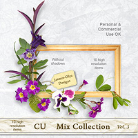 CU Mix Collection Vol.3