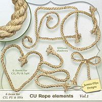CU Rope elements vol.1