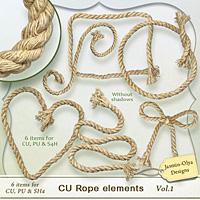 CU Rope elements vol.1