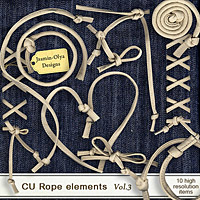CU Rope elements vol.3