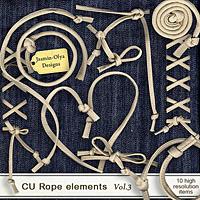 CU Rope elements vol.3
