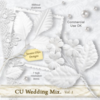CU Wedding Mix. Vol.1