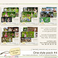 One style pack #4 (Jasmin-Olya Designs)
