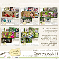 One style pack #6 (Jasmin-Olya Designs)