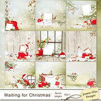 Waiting for Christmas - QPs Vol.1