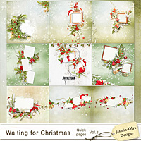 Waiting for Christmas - QPs Vol.2