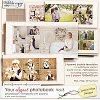 Your elegant photobook Vol.3 (Jasmin-Olya Designs)