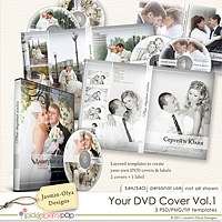 Your DVD Cover Vol.1