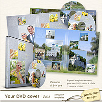 Your DVD Cover Vol.3