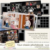 Your classic photobook Vol.8