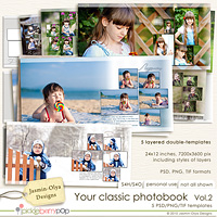 Your classic photobook Vol.2