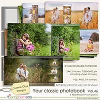 Your classic photobook Vol.46 (Jasmin-Olya Designs)