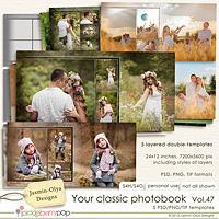 Your classic photobook Vol.47 (Jasmin-Olya Designs)