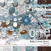 Baby Love Kit (Boy)